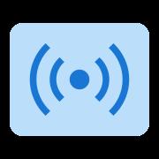 Dźwięk surround icon