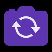 Przełącz kamerę icon