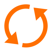 Synchroniser icon