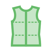 Tailor Shirt Pattern icon