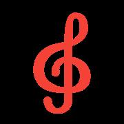 Klucz wiolinowy icon