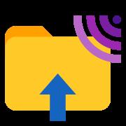 Upload Symbol icon