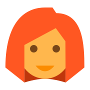 Użytkownik Kobieta icon