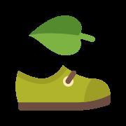 Buty wegańskie icon
