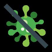 Wolny od wirusów icon