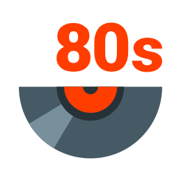 Muzyka lat 80. icon