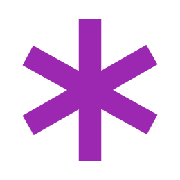 Asterisk Symbol icon