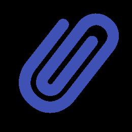 Attachment Pin icon