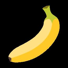 Banana Outline icon