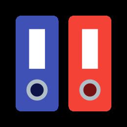 Binders Folder icon