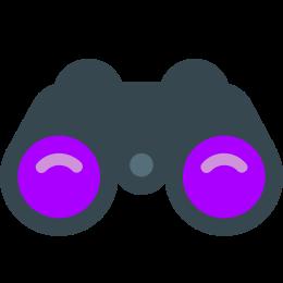 Lornetka icon