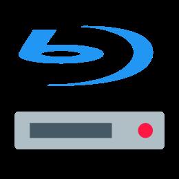 Odtwarzacz Blu Ray icon
