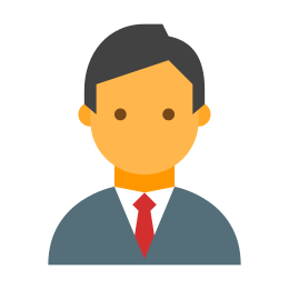 White Collar Worker icon