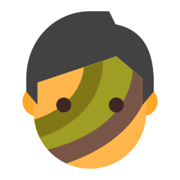 Krem do kamuflażu icon