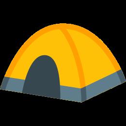 Namiot kempingowy icon