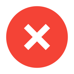 Cross Out icon