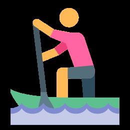 Kajakarstwo icon