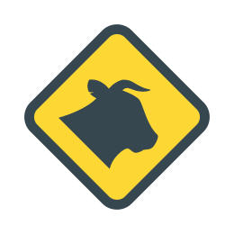 Znak Bydło icon