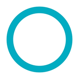 Outline of a Circle icon