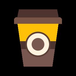 Kawa na wynos icon
