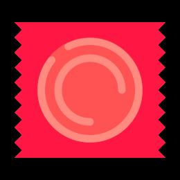 Paczka prezerwatywy icon