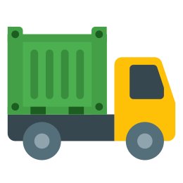 Ciężarówka Z Kontenerem icon