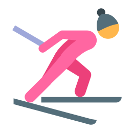 Cross Country Skiing icon
