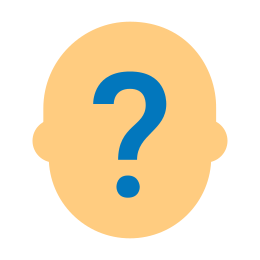 Question Mark Outline icon