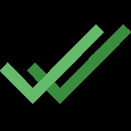 Green Check Mark icon