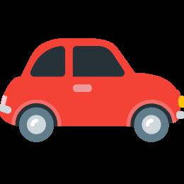 Car Emoji icon