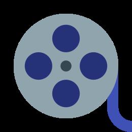 Rolo de filme icon