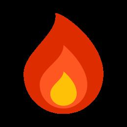 Żywioł ognia icon