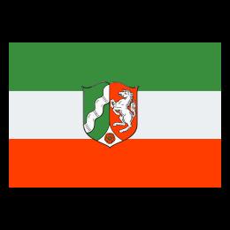 Flag of North Rhine Westphalia icon
