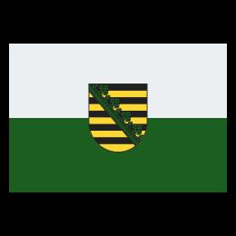 Flag of Saxony icon