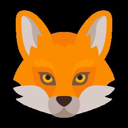 Cute Fox icon