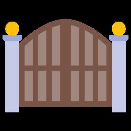 Frontowa Brama Zamknięta icon