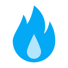Flame Outline icon