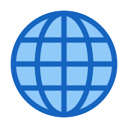 World Globe icon