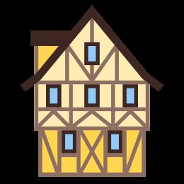 Niemiecki dom icon