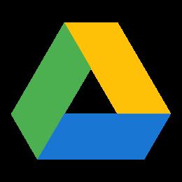 Dysk Google icon