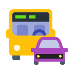 Transport lądowy icon