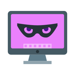 Hacking icon