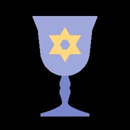 Kielich Chanuka icon