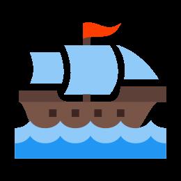 Zabytkowy statek icon