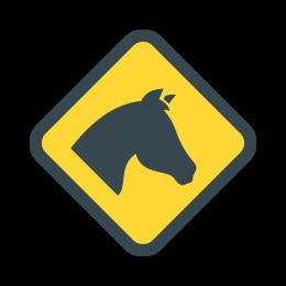 Znak Konie icon