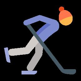 Hockey sobre hielo icon