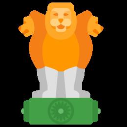 India National Emblem icon