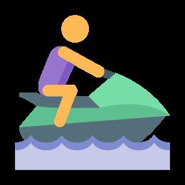 Skuter wodny Jet Ski icon