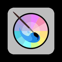 Krita Squared icon