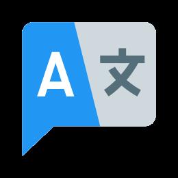 Language icon